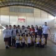 1° Etapa do Campeonato de Badminton