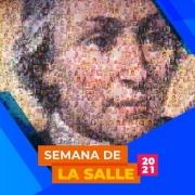 Semana de La Salle com Lives e ações culturais