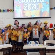 Preparativos para o Carnaval