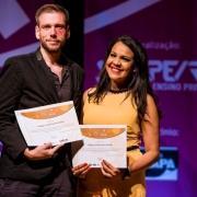 Educadores recebem Menção Honrosa no Prêmio Sinepe