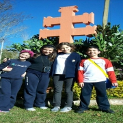Missões Jesuíticas com os 5º Anos