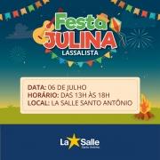 Festa Julina 2019