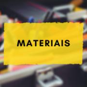 Lista de Materiais 2020.