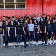 Estudantes viajam para Buenos Aires