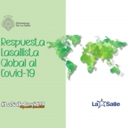 Campanha Lassalista Internacional contra a COVID-19