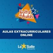 Horários Aulas Extracurriculares - 2021