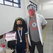 Estudantes recebem premiações de concursos