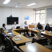 Equipe de Educação realiza primeira reunião de 2019