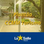Plantão CCMM Turismo