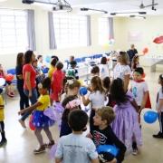 """Turmas do 2º Ano EF na """"Festa da Letra Cursiva"""