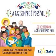 Jornadas Internacionais Lassalistas pela Paz