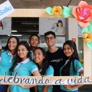 La Salle Celebrando a Vida - Dia do Amigo