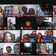 Pré II em gincana virtual para homenagear os pais