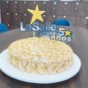 La Salle Zé Doca comemora 5 Anos
