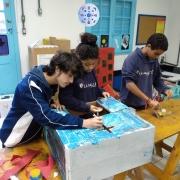 Colaboração entre os níveis de ensino