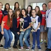 Colégio La Salle e o Basquetebol Feminino de Toledo