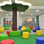 Conheça nosso colégio por fotos 360