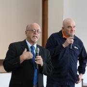 Superior Geral em visita à Província Brasil-Chile