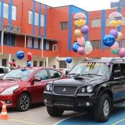 Drive-In de Formatura da Educação Infantil