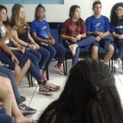 Grupo de Jovens Ubuntu recebe sextos anos
