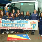 Basquete Feminino vence primeiro jogo em Natal/RN.