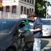 Blitz Ecológica no Dia do Meio Ambiente