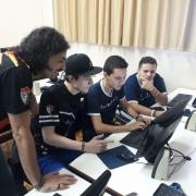 Quatro equipes participam da OBH