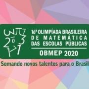 Inscrições 16ª Olimpíada Brasileira de Matemática