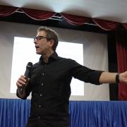 Palestra com o Psicólogo, Leo Fraiman