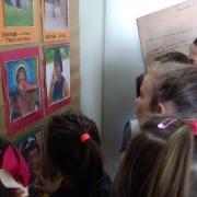 Turmas participam de bate-papo sobre o Dia do Índio