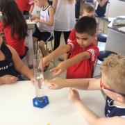 Experiências Utilizando a Química e Física