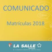 Edital Concessão de Bolsas de Estudos - 2018