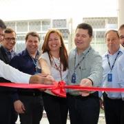 Inauguração da sala da Comunicação
