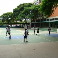 Quadras Esportivas