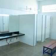 Banheiros da Educação Infantil