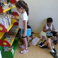 Biblioteca Educação Infantil