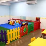 Nova sala Creche 1