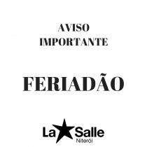 FERIADÃO