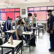 Professores apresentam as Normas Disciplinares