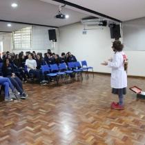 ONG Doutorzinhos realiza palestra no LSSA