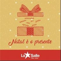 Festa de Natal será realizada nos dias 10 e 11/12