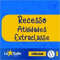 Recesso Extraclasse