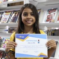 Biblioteca realiza o Projeto Leitor do Mês