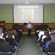 Visita do Provincial da Rede La Salle Brasil-Chile