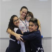 Professora: uma extensão do amor de mãe