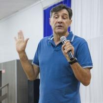 Jorge Trevisol realiza palestra em Xanxerê