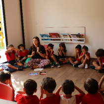 Projeto Bilíngue na Educação Infantil