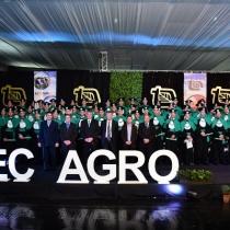 Formatura do Curso Técnico em Agropecuária