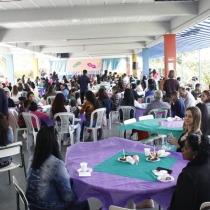 3º Chá da Primavera da  Escola La Salle Esmeralda