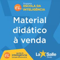 Material do Programa Escola da Inteligência à venda